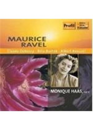 Ravel/Debussy/Bartok/Roussel - Piano Works (Hass)
