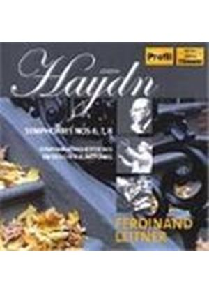 Haydn: Symphonies Nos 6, 7 and 8