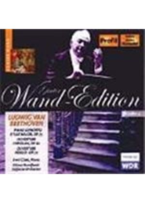 (The) Günter Wand Edition - Beethoven: Piano Concerto No 5