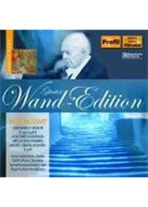 (The) Gunter Wand Edition - Mozart: Haffner Serenade