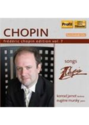 Chopin: Songs Op 74 (Music CD)