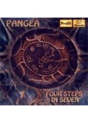 VARIOUS COMPOSERS - Pangea - Four Steps In Seven