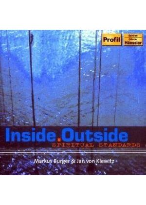 VARIOUS COMPOSERS - Inside Outside - Spiritual Standards (Burger, Klewitz)