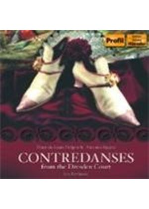 VARIOUS COMPOSERS - Contradances From Dresden