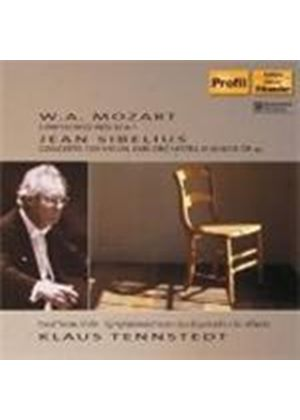 Mozart/Sibelius - Symphony Nos. 32 And 1/Concerto Op. 47