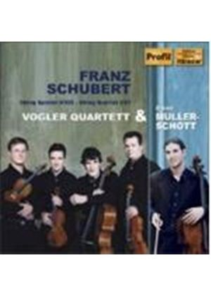Schubert: String Quartet, D87; String Quintet, D956
