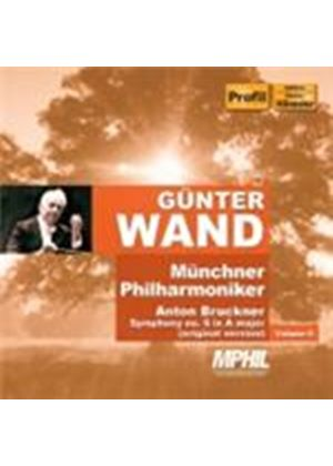 Bruckner: Symphony No 6 (Music CD)