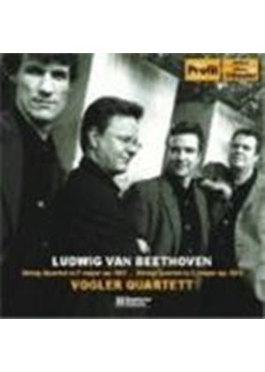 Beethoven: String Quartets Nos 7 & 9