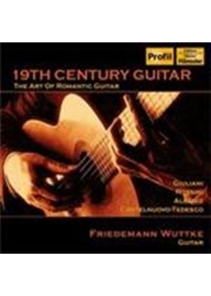 19th Century Guitar Works (Music CD)