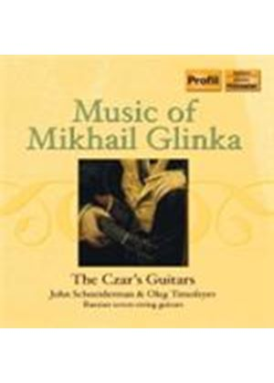 Glinka: (The) Czar's Guitars (Music CD)