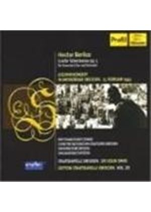 Berlioz/Mozart - Requiem Op. 5/Symphony In G Minor (Davis) (Music CD)