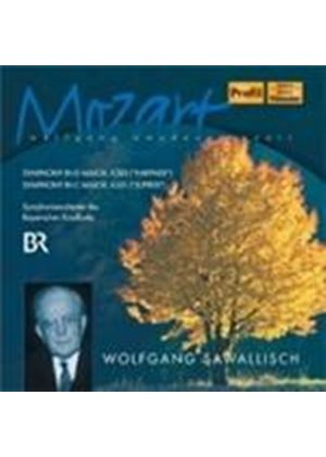 Mozart: Sawallisch Edition Vol. 1 (Music CD)