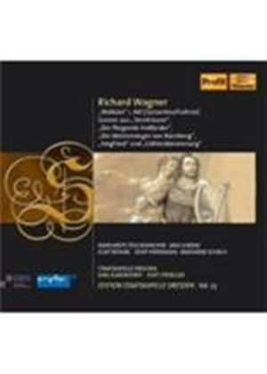 Wagner: Edition Staatskapelle Dresden Vol. 23 (Music CD)