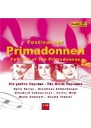 Festival of the Primadonnas (Music CD)