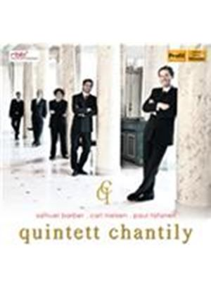 Chantily Quintet Plays Barber, Nielsen & Taffanel (Music CD)