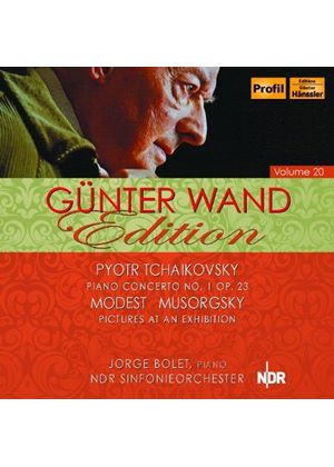 Günter Wand Edition, Vol. 20 (Music CD)