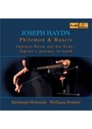 Haydn: Philemon and Baucis (Music CD)