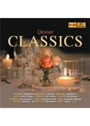 Dinner Classics (Music CD)