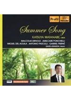Summer Song (Music CD)