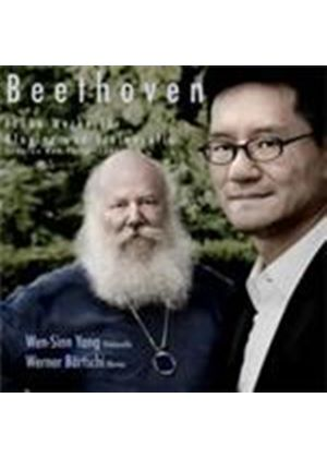 Beethoven: Sonatas & Variations (Music CD)