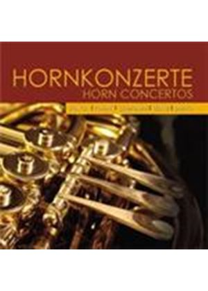 Hornkonzerte (Music CD)