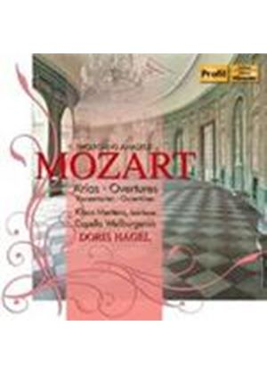 Mozart: Baritone Concert Arias (Music CD)