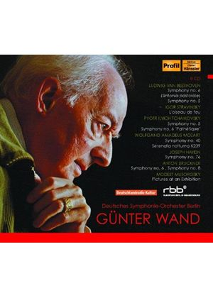 Günter Wand (Music CD)