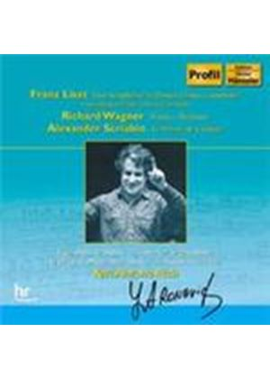 Ahronovitch conducts Liszt, Scriabin and Wagner (Music CD)