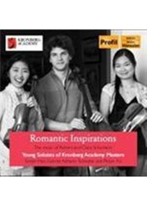 Schumann, C & R: Romantic Inspirations (Music CD)