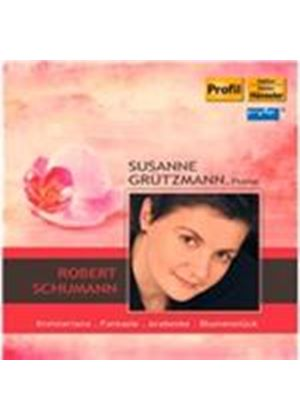 Robert Schumann: Kreisleriana; Fantasie; Arabesque; Blumenst�ck (Music CD)