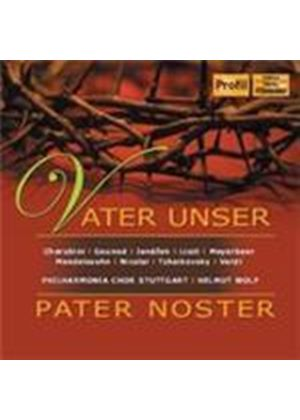 Vater Unser, Pater Noster (Music CD)