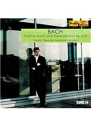 Bach: Original Works and Transcriptions by Liszt (Music CD)