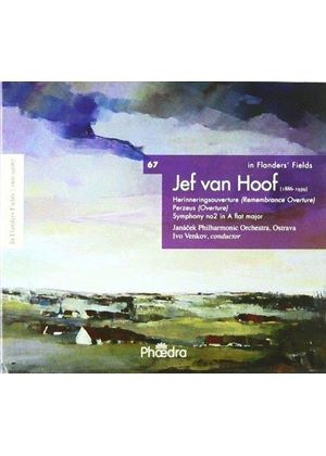 In Flanders Fields, Vol. 67: Jef van Hoof (Music CD)