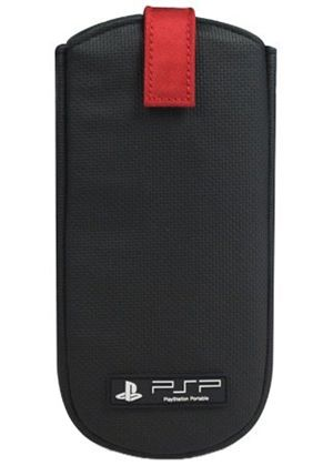 PSP Officially Licensed 4Gamers Clean 'n' Protect Slip Case