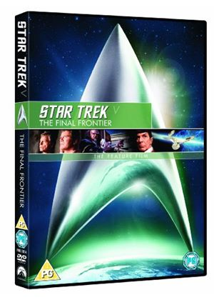 Star Trek 5 - The Final Frontier (Remastered Edition)