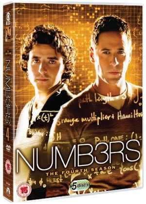 Numb3rs - Series 4 (Numbers)