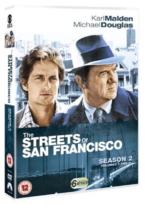 The Streets of San Francisco: Season 2 (1974)