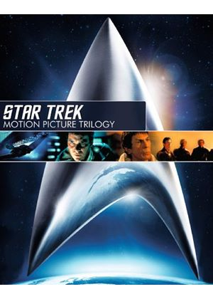 Star Trek - Motion Picture Trilogy