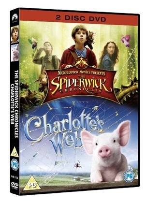 Spiderwick Chronicles / Charlotte's Web
