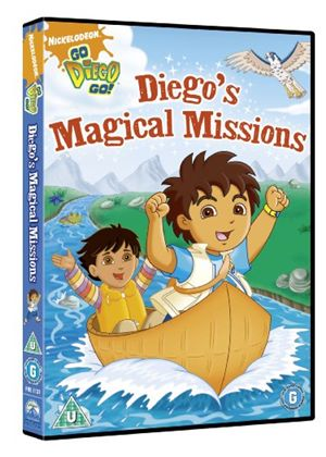 Go Diego Go - Magical Missions