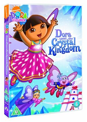 Dora The Explorer - Dora Saves The Crystal Kingdom