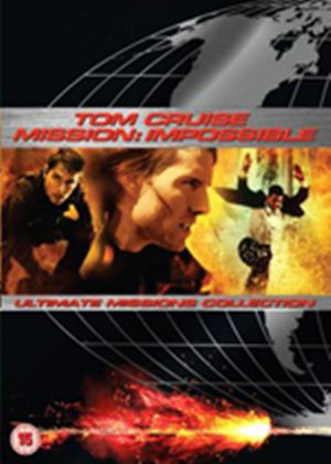 Mission: Impossible 1, 2 And 3