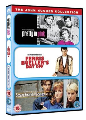John Hughes Collection (Pretty In Pink / Some Kind of Wonderful / Ferris Bueller's Day Off)