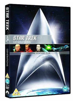 Star Trek 7 - Generations (Remastered Edition)
