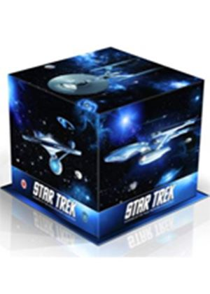 Star Trek - The Movies 1-10 - Remastered Special Edition Box Set