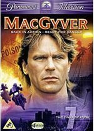 Macgyver - Series 7 - Complete