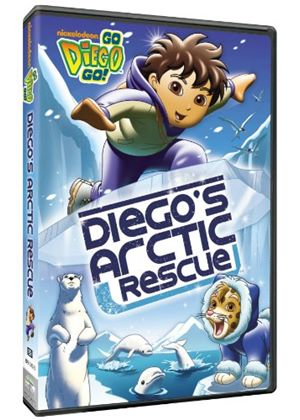 Go Diego Go! - Diego's Arctic Resue Mission