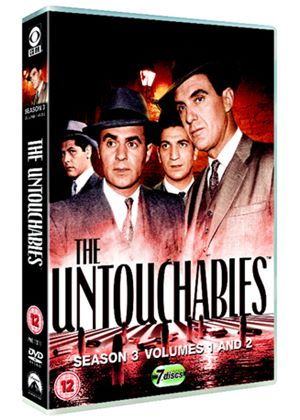 The Untouchables: Season 3 (1962)