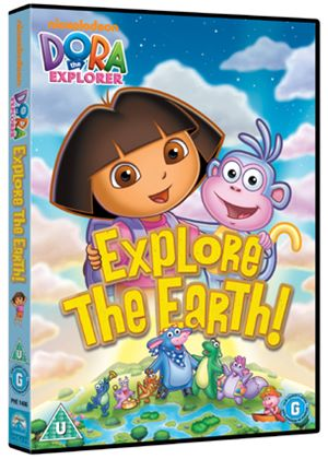Dora The Explorer - Explore The Earth