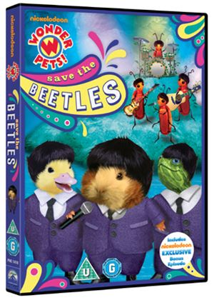 Wonder Pets - Save The Beetles